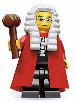 Lego juez