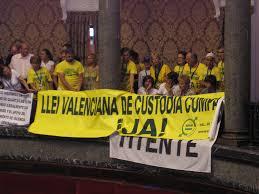 protesta ley valenciana